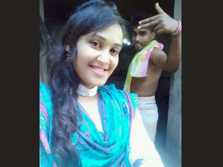 Bangladeshi Couple New Leaked Album Video Part 2
