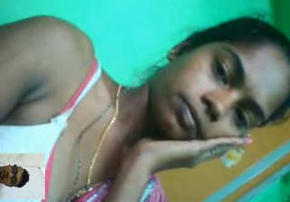Desi Girl On Video Call