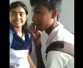 Pk cute collage girl make video for bf