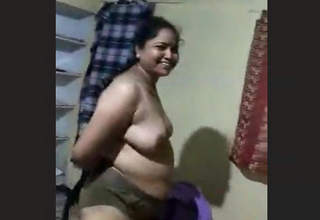 Bhabhi nude after fucking