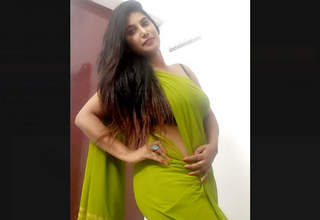 Beautiful big boob tamil model leaked video