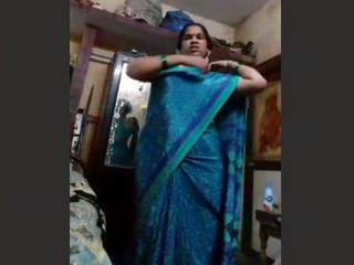 Tamil Chubby Aunty Video Leaked (Must Watch)